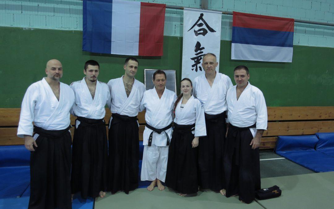Internacionalni Aikido Seminar u Beogradu, 1.-2. novembra 2014